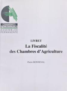 La fiscalité des chambres d'agriculture