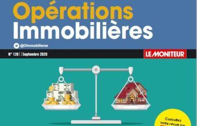 Operations immobilières